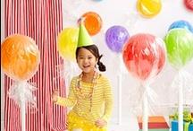 Fiestas infantiles / by Marta Myomyo Eventos