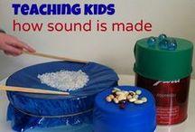 Music in Preschool / by Christine Sunderland