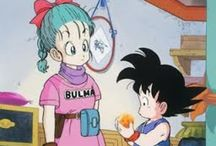 Dragon Ball<3 / Screencaps and fanart from Dragonball, Dragonball Z, Dragonball GT and Dragonball Kai. / by Samanta Marie