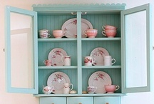 Cabinets, Hutches, Shelves / by Connie Baker