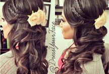 Hairstyles & Tips. / by Samanta Marie