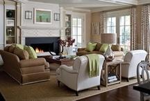 Living & Family Room Love.
