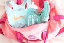 Fitness Outfits/ Gear / by Amanda Morris