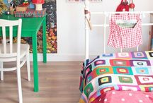 Kids' Rooms / Children's room decor / by Rachel Linquist
