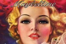 RETRO | REDUX / retro beauty ads and the like.  / by Jeannie Vincent