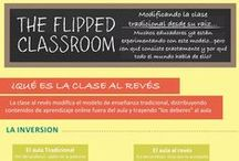 "The Flipped Classroom / ""The flipped classroom"" son experiencias y recursos educativos para dar ""la vuelta"" a la clase. How to flip classroom, teaching methods and technology in education. Más info en http://www.theflippedclassroom.es"