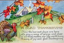 My Thanksgiving Table Planning / by Rachel Newby Washington