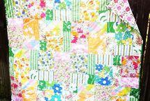 Quilts / by Rachel Linquist