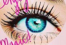 Makeup / www.magiclonglashes.com / by Cara Kazaks