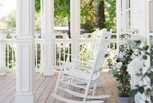 Patios and Porches / porches, patios, outdoor living, fire pits