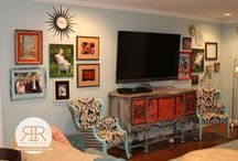 PHOTO wall Gallery / Photo wall gallery