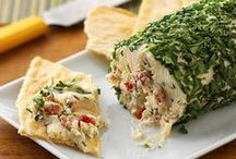 Appetizers and Snacks / All about pre-eating and in-between eating