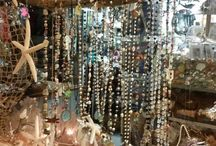 Jewels of the Sea / Handmade beautiful Jewelry straight from a Mermaids Lair, Sea Things Located Downtown Ventura.