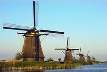 Rotterdam...Delft...Netherlands