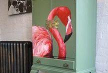 Flamingo brilliant