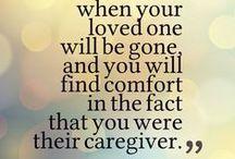 Caregiver Encouragement / Caring for my Mom as she battles Alzheimer's.