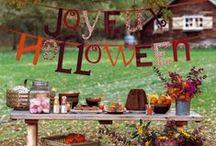 Halloween / Spooktacular treats, tips and decor.