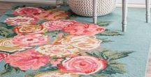 ... gonna walk all over you / Beautiful rugs for my floor