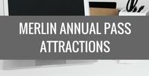 Merlin Annual Pass Attractions