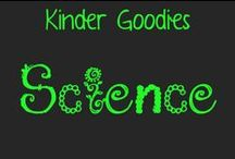 kinder goodies {science} / by Amy Mc
