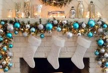 Christmas Decorating Ideas / by Amber Teal