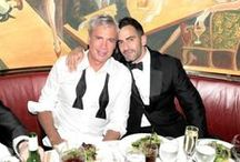 Our Founders / Founded in 1984 by Marc Jacobs & Robert Duffy. / by Marc Jacobs