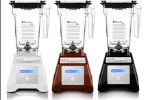 High-Performance Blenders / These aren't your ordinary blenders.  See what makes them so special...