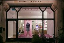 Marc Jacobs: International / There are over 200 Marc Jacobs boutiques located throughout the world. Find a store at http://marcjacobs.com/store / by Marc Jacobs