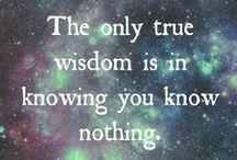 wisdomous words / i am pretty wisdomous