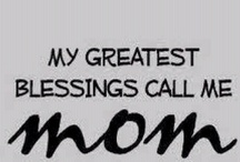 Love to be a mom.....