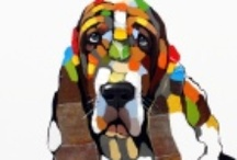 Basset Hounds / by Jill Berger