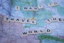 """I WANT TO TRAVEL"""
