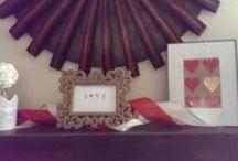 valentine's day / by 623Designs:interiors