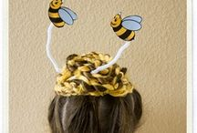 Crazy hair day  / by Michelle Tapia