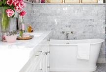 Home Bathroom Bliss / by Josie Meleca