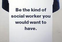 Jana's Job / My social work board. / by Jana Roberts