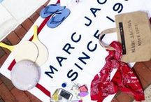 Summer Summer Summertime! / Beaches, barbecues, surf, sand, & sun / by Marc Jacobs
