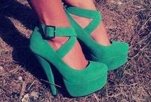 My Love For Shoes  / by Erica Garcia
