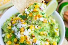Mexican Food / by Stephanie Wortendyke