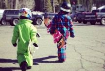 Snowboarding trips / by Michelle Tapia