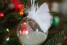 Homemade Ornaments / by Amber Teal