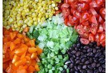 Salads / by Stephanie Wortendyke