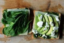 Sandwiches / by Stephanie Wortendyke