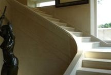 Staircase / Marble, limestone and other natural stone staircases