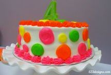 Girl's Neon Birthday Party / by 623Designs:interiors