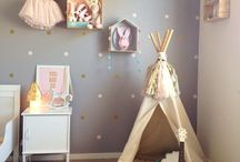 Family: Little Girl's Room for A / Ideas for A's big bedroom