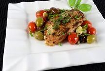 Chicken Breast Recipes / by For the Love of Cooking