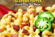 My recipes: pasta / by Samantha Morine Crocker