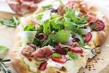 Pizza / by Stephanie Wortendyke