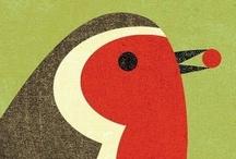 illustration/pattern/collage